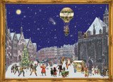 City of Frankfurt German Advent Calendar