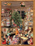 Victorian Angel Bakery German Advent Calendar