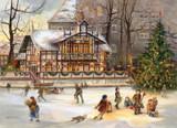 Schwanenschlosschen German Christmas Advent Calendar