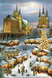 Erfurt Christmas Market German Christmas Advent Calendar
