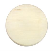 Wooden Beer Mug Cover - 100% Maple Wood