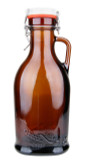 German Beer Growler 1 Liter Flip Top Style