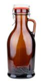 German Beer Growler 1 Liter Flip Top Style
