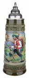 Hiker Beer Stein | 1 Liter