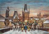 Prague German Christmas Advent Calendar