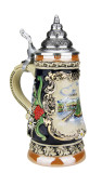 Geneva Switzerland German Beer Stein | 0.25 Liter