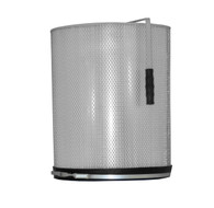 Rikon 60-905 20 in. Replacement Pleated Cartidge Filter for 60-150 and 60-200 Dust Collectors