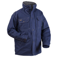 Blaklader 4816 ToughGuy Pile Lined Jacket - Navy Blue