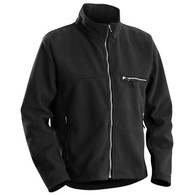 Blaklader 4856 Two Fisted Storm Fleece Jacket - Black
