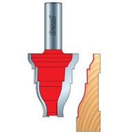 "Freud 99-466 Door/window Casing Router Bit Casing Profile1-1/2"" 366"