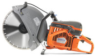 Husqvarna K970 16 In. 94cc Gas Power Cut-Off Saw