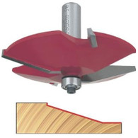 Freud 99-516 Raised Panel Router Bit Quadra-Cut 1/2-Inch Carbide