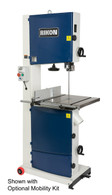 Rikon 10-370 18 Inch 2.5HP Wood/Metal Bandsaw
