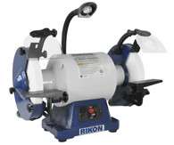 Rikon 80-808 8 Inch 1HP Low Speed Bench Grinder