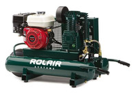 Rolair 4090HK17 5 HP Belt Drive Honda Motor Gas-Powered Air Compressor