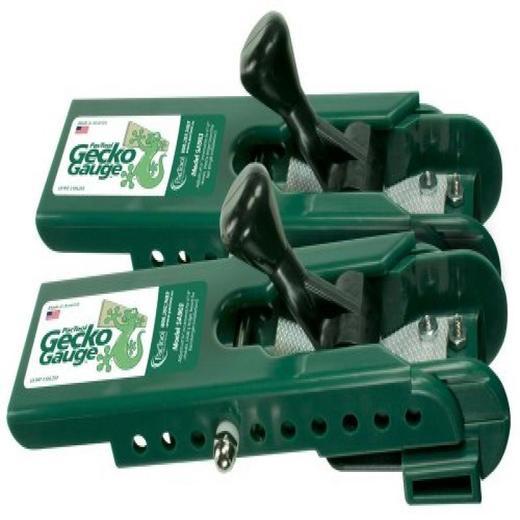 Gecko Gauge Sa903 Pactool Hardi Board Siding Gauges 2 Pack