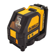 DeWalt DW088LG 12V MAX* 2 Beam Green Cross Line Laser Level