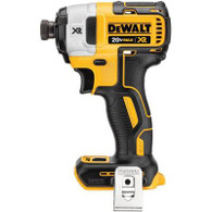 DeWalt DCF887B 20V MAX XR 1/4 In 3-Speed Impact Driver Bare Tool Only
