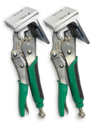 Gecko Gauge Sa907 Z Clamp 2 Pack Pactool