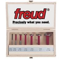 Freud FC-107 Carbide Forstner Bit Set