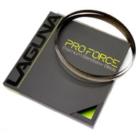 """Laguna BBPF-14-6-9212 Pro Force 1/4"""" x 6TPI x 92.5"""" Bandsaw Blade is an affordable blade without compromising the cut."""