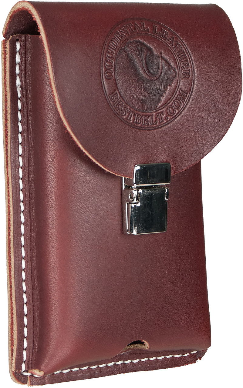 huge discount 79ee3 7bdca Occidental Leather 5326 Clip-On Leather Phone Holster