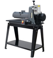 SuperMax Tools 219383 19-38 Combo Brush/Drum Sander With Open Stand