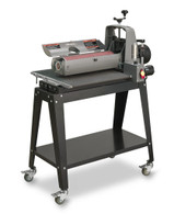 SuperMax Tools 71938D 19-38 Drum Sander reduces the tedium of hand sanding, speeds up the sanding process, and produces more consistent results