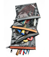 Veto Pro Pac PB4L Combo Pac 4 Large Parts Bags 12In X 9In