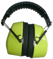 Timber Tuff TMW-18 Hearing Protectors, Green