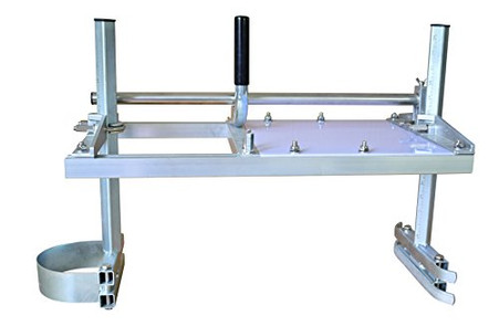 Timber Tuff TMS-24 24IN Portable Saw Mill lets you become your own lumber mill by attaching this saw mill directly onto your chain saw bar with the fast and easy installation and the included hardware.