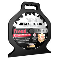 Freud SD208S Stacked Dado Set Professional 8-Inch