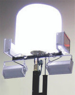 Multiquip GB2000 Light Tower Conversion Kit enables Multiquip light tower users to meet requirements for glare-free lighting.