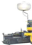 Multiquip GBS Equipment Mountable, 1000W GBP Lamp the flexible clamps allow installation at any angle, is safer for construction crews, and complies with many State DOT requirements for jobsite illumination.
