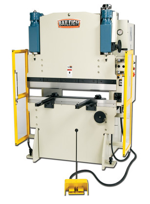 Baileigh BP-3350NC Press Brake, (Product image is only a representation, actual product appearance may differ slightly)