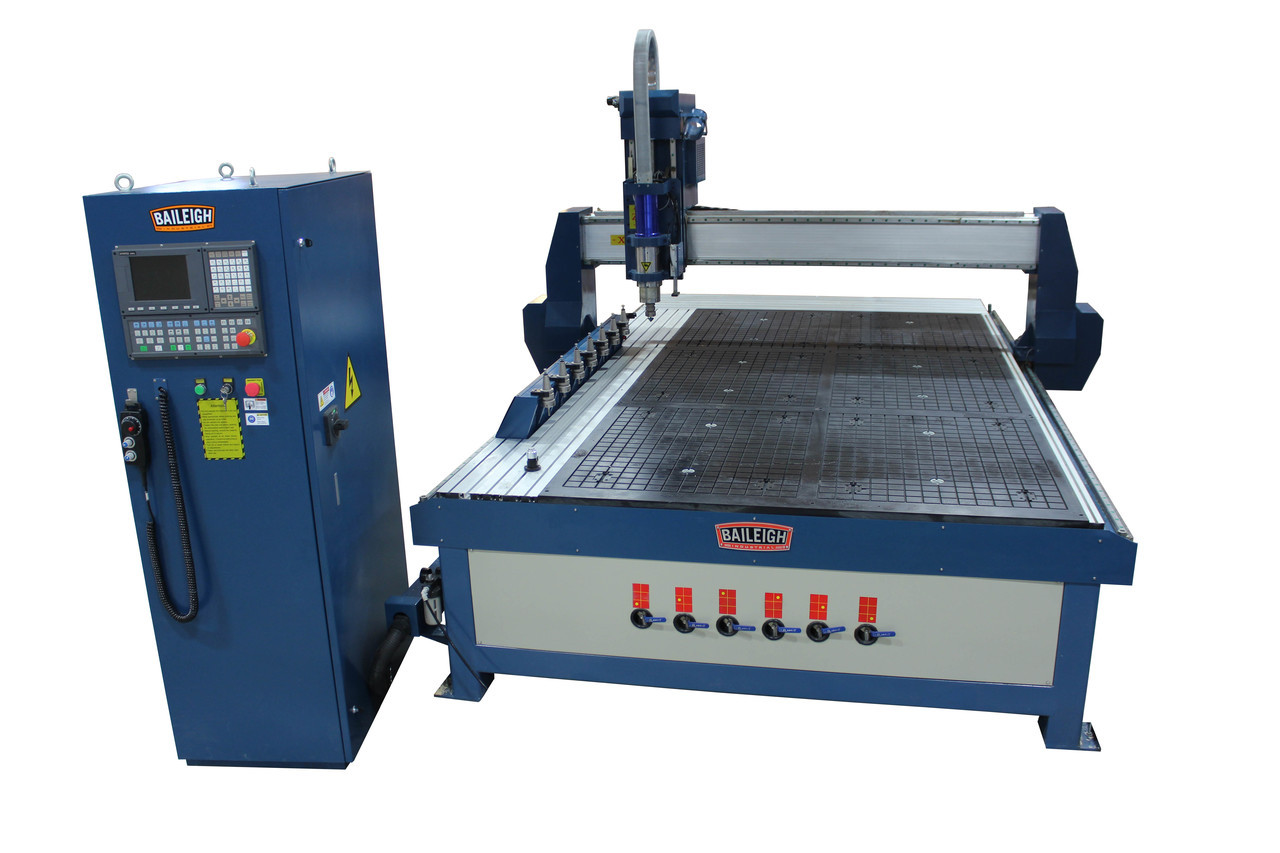 Cnc Router Table >> Baileigh Wr 510v Atc Cnc Router Table