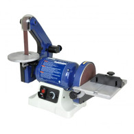Rikon 50-161VS  1in x 30in Belt 6in Disc V.S. Sander is great for working on small craft projects – home decorations, jewelry, toys, doll furniture, repair work and more.