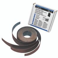 Delta 31-486 3 Pk Aluminum Oxide Sanding Strips, Grit Assortment, 80, 120, 150 Grit