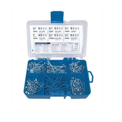 Kreg SK04 Pocket Hole Starter Screw Kit 260 Screws in 6 Popular Sizes