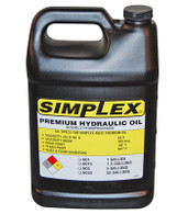 Simplex A01 Hydraulic Oil 1 Gallon