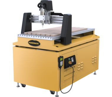 Powermatic 1797024K PM-2x4SPK CNC Kit with Electro Spindle