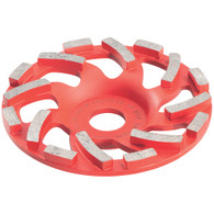 Metabo 628205000  5IN Diamond Cup Concrete Wheel