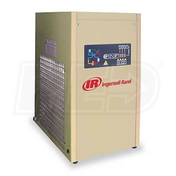 Ingersoll Rand D25IT Refrigerated High Temperature Air Dryer 5HP