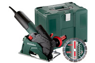 Metabo 600408620 W 12-125 HD Set CED 5IN Angle Grinder