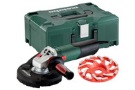 Metabo 600465620 WE 15-125 HD Set GED 5IN Angle Grinder