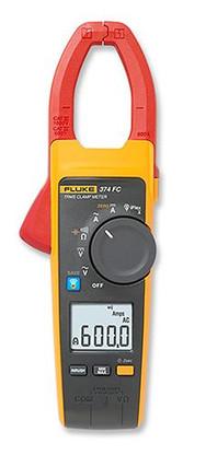 Fluke 374 FC 600A AC/DC TRMS Wireless Clamp Meter 1000V