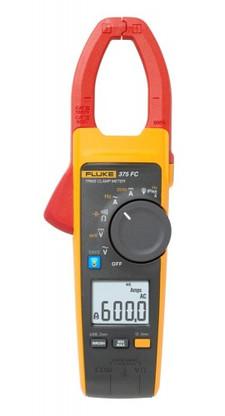 Fluke 375 FC 600A AC/DC TRMS Wireless Clamp Meter 1000V