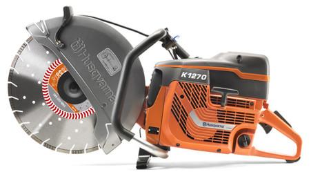 Husqvarna K1260 14 Inch Power Cutter Concrete Chop Saw 7.8HP