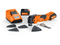 Fein 71292561090 MultiTalent QuickStart Cordless Oscillating Multi-Tool
