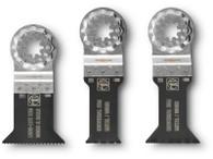 Fein 35222952140 Universal E-Cut Blade Assortment Combo Pack